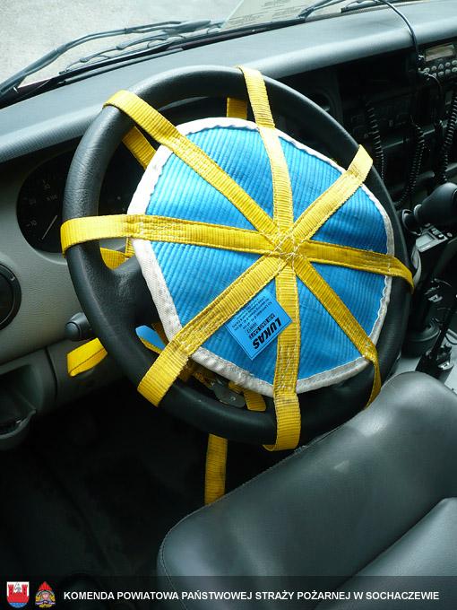 osłona na kierownicę