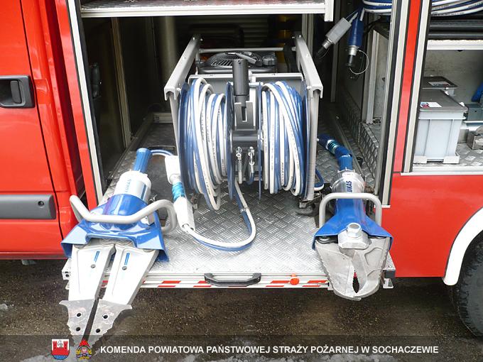 sprzęt hydrauliczny
